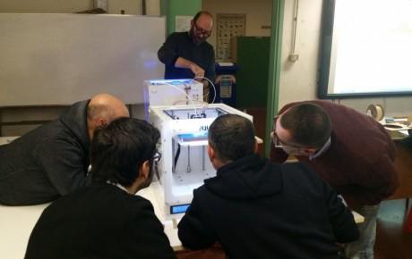 Coop Estense, consegna stampante 3D_1